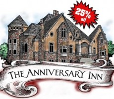 StrengtheningMarriage.com Discount at The Anniversary Inn