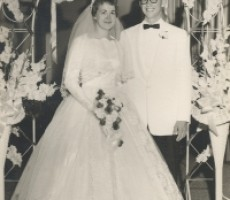 Celebrating 50 Years of Marriage