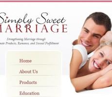 Strengthening Marriage Partners — SimplySweetMarriage.com