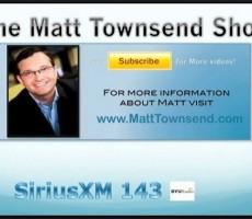 Laura's Radio Interview with Matt Townsend