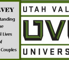 UVU Sex Survey for Married Couples