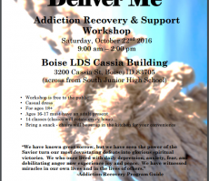 LDS Addiction Recovery Conf