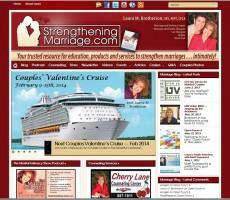 StrengtheningMarriage.com Gets a Makeover