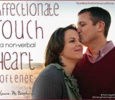 Marriage Meme #2 — Affectionate Touch