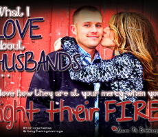Marriage Meme #5 — Light Their Fire