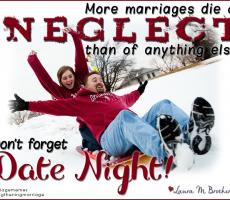 Marriage Meme #8 — Date Night