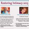 Restoring Intimacy Conf – Sep 19th