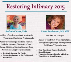 Restoring Intimacy Conf – Sep 19th