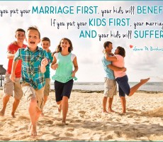 Marriage Meme #16 — Marriage First