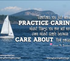 Marriage Meme #18 — Practice Caring