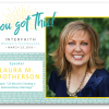 Hear Laura Speak! Women's Conf – Mar 23