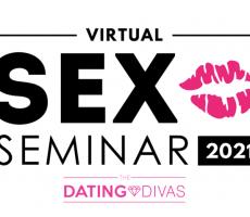 Online Sex Seminar 2021 – Avail May 17th