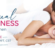 """""""Sexual Wholeness for Women"""" – ONLINE COURSE"""
