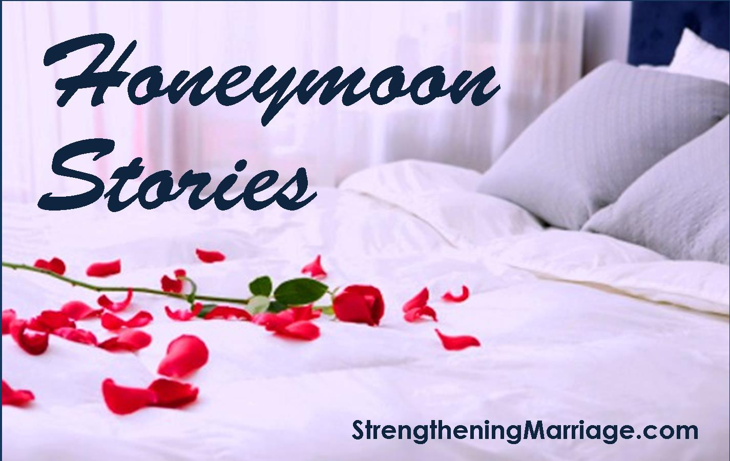 Honeymoon Story Something To Celebrate