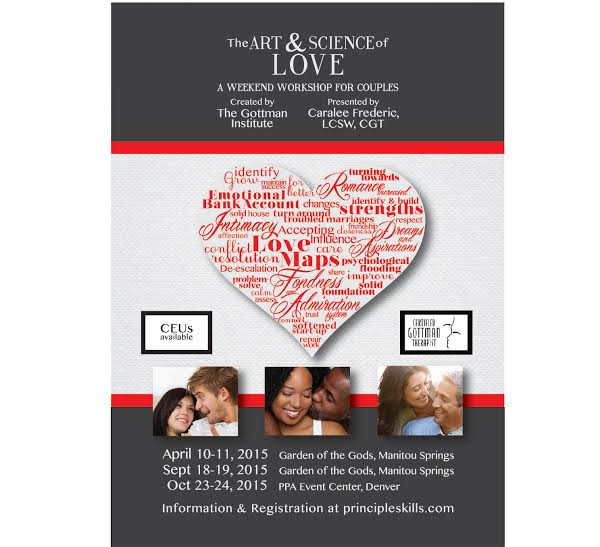 weekend of love workshop
